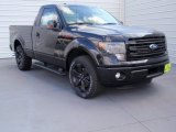 2014 Tuxedo Black Ford F150 FX2 Tremor Regular Cab #90677845