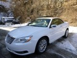 Bright White Chrysler 200 in 2014