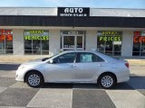 2013 Classic Silver Metallic Toyota Camry Hybrid LE #90677956