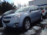 2014 Silver Topaz Metallic Chevrolet Equinox LT #90745642