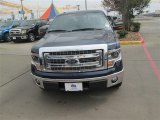 2014 Blue Jeans Ford F150 XLT SuperCrew #90745525
