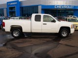 2011 Summit White Chevrolet Silverado 1500 LS Extended Cab #90745516