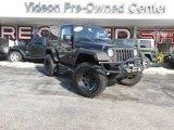 2010 Black Jeep Wrangler Sahara 4x4 #90746047