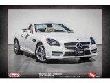 2014 Polar White Mercedes-Benz SLK 250 Roadster #90745505