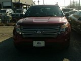 2013 Ruby Red Metallic Ford Explorer FWD #90745580