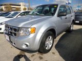 2012 Ingot Silver Metallic Ford Escape XLS #90745575