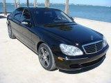 2004 Black Mercedes-Benz S 500 Sedan #90745416