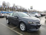 2014 Blue Ray Metallic Chevrolet Impala LT #90746010