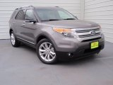 2014 Sterling Gray Ford Explorer XLT #90745756