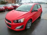 2014 Chevrolet Sonic RS Hatchback Data, Info and Specs