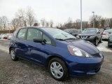2011 Vortex Blue Pearl Honda Fit  #90790540