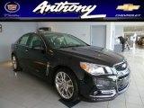 2014 Phantom Black Metallic Chevrolet SS Sedan #90790618