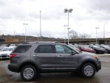2014 Sterling Gray Ford Explorer XLT 4WD #90790217