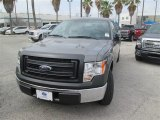 2014 Sterling Grey Ford F150 XL SuperCab #90790125