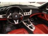 2009 BMW Z4 Interiors