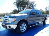 2014 Sterling Grey Ford F150 XLT SuperCrew #90790201