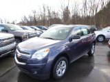2014 Atlantis Blue Metallic Chevrolet Equinox LS #90790355