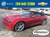 2014 Red Rock Metallic Chevrolet Camaro LT/RS Convertible #90790498