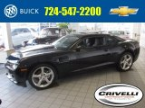 2014 Black Chevrolet Camaro LT/RS Coupe #90790496
