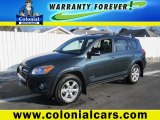 2010 Black Forest Pearl Toyota RAV4 Limited 4WD #90790643