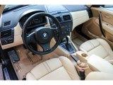 2006 BMW X3 Interiors