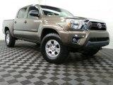 2012 Pyrite Mica Toyota Tacoma V6 SR5 Double Cab 4x4 #90790474