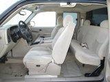 2004 Chevrolet Silverado 1500 Z71 Extended Cab 4x4 Tan Interior