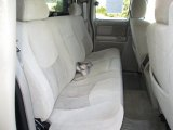 2004 Chevrolet Silverado 1500 Z71 Extended Cab 4x4 Rear Seat