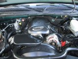 2004 Chevrolet Silverado 1500 Z71 Extended Cab 4x4 5.3 Liter OHV 16-Valve Vortec V8 Engine