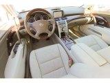 2012 Acura RL Interiors
