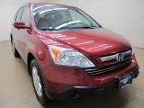 2008 Tango Red Pearl Honda CR-V EX-L 4WD #90827990