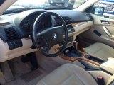 2003 BMW X5 Interiors