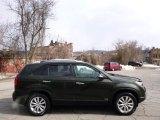 2011 Tuscan Olive Kia Sorento LX V6 AWD #90852166
