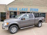 2014 Sterling Grey Ford F150 XLT SuperCab 4x4 #90852451