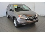 2011 Polished Metal Metallic Honda CR-V EX #90852116