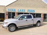 2014 Ingot Silver Ford F150 XLT SuperCrew 4x4 #90852449