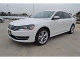 2014 Candy White Volkswagen Passat TDI SE #90852336