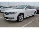 2014 Candy White Volkswagen Passat TDI SE #90852334