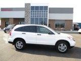 2011 Taffeta White Honda CR-V EX 4WD #90852446