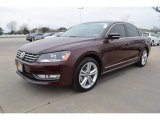 2014 Opera Red Metallic Volkswagen Passat TDI SEL Premium #90852331