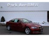 2012 Vermilion Red Metallic BMW 3 Series 335i Coupe #90852151