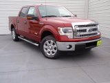 2014 Ruby Red Ford F150 XLT SuperCrew #90852279