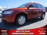 2014 Copper Pearl Dodge Journey Amercian Value Package #90852192