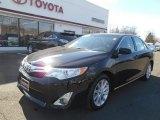 2012 Attitude Black Metallic Toyota Camry XLE #90852416