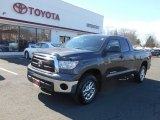 2011 Magnetic Gray Metallic Toyota Tundra Double Cab 4x4 #90852414