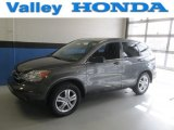 2011 Polished Metal Metallic Honda CR-V EX 4WD #90852125