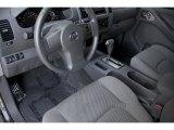 2008 Nissan Frontier Interiors