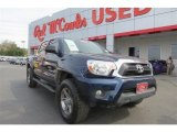 2012 Nautical Blue Metallic Toyota Tacoma V6 SR5 Prerunner Double Cab #90881786