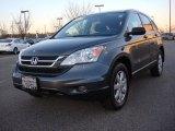 2011 Polished Metal Metallic Honda CR-V SE 4WD #90882353