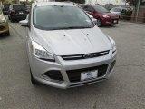 2014 Ingot Silver Ford Escape Titanium 1.6L EcoBoost #90881763
